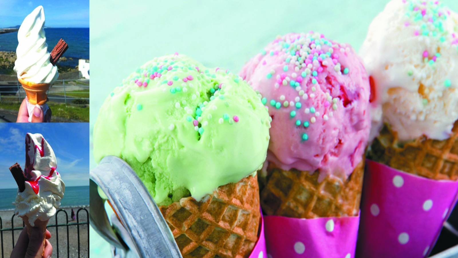 Welcome To Teddys Ice Cream 99 Reasons Smile